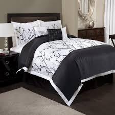 black and white bedroom comforter sets bed comforter set black solid black comforter sets bed comforter