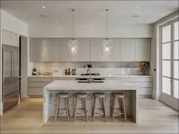 kitchen color schemes for kitchens with dark cabinets gray