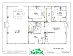 colonial plans open floor plan colonial homes house plans beauteous