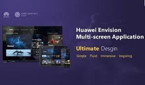 huawei designs app huawei multi screen app the envision wins design oscar