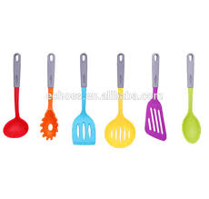 Good Quality Kitchen Utensils by Copper Handle Kitchen Utensils Good Quality Plastic Nylon Set