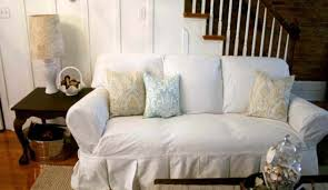 Pottery Barn Charleston Slipcover Sofa Pottery Barn Sofa Slipcovers Commendable How To Clean
