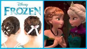 anna from frozen hairstyle ecouter et télécharger peinado de elsa en frozen frozen elsa s