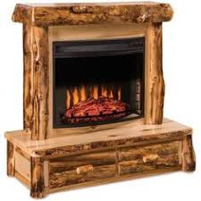 Amish Electric Fireplace Amish Legacy Mantel Electric Fireplace With Insert Electric