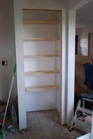 delightful ideas how to build wood closet shelves sumptuous how