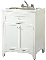 Laundry Room Sinks With Cabinet Utility Tub With Cabinet Best Laundry Room Sink Ideas On Laundry