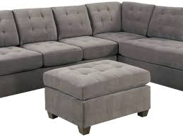 Leather Sofa With Chaise Lounge by Chaise Lounge Double Sectional Sofa With Recliner And Chaise
