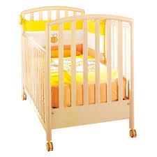 Pali Drop Side Crib Pali Cot City Natural Amazon Co Uk Baby
