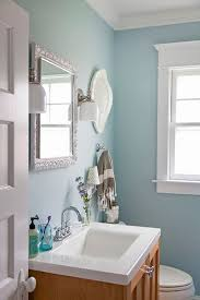 Bathroom Paint Idea Colors Best 20 Light Blue Bathrooms Ideas On Pinterest Blue Bathroom