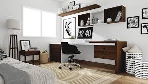 bureau pour chambre adulte bureau pour chambre adulte meuble de bureau en bois lepolyglotte