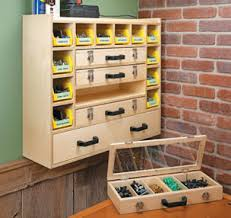 Tool Storage Shelves Woodworking Plan by Workshop Storage Woodsmith Plans