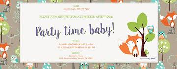 for baby shower online baby shower invitations evite