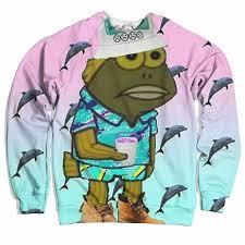 fish sweater deadass fish sweater soscribbly