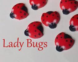 Ladybug Kitchen Decor Ladybug Decorations Etsy
