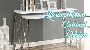 living room cabinet design youtube