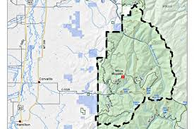 bitterroot mountains map bitterroot forest proposes project east of corvallis in sapphire