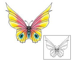 butterfly tattoos and designs