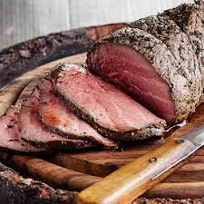 salt crusted beef tenderloin beef tenderloin roast metro