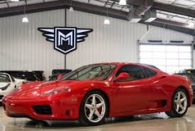 used 360 modena used 360 for sale search 23 used 360 listings truecar