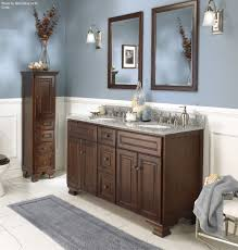 what color goes with brown bathroom cabinets 2021 2020 bathroom remodel cost average renovation cost