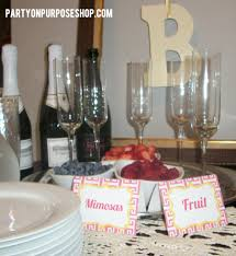 baby shower ideas party on purpose