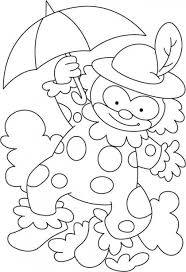 60 best coloring book clowns 2018 images on pinterest