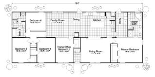 6 bedroom house floor plans 6 bedroom manufactured homes homes floor plans