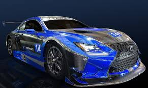 lexus rc f build and price 2017 lexus rc f gt3 will compete in imsa sportscar championship
