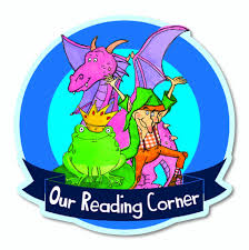 our reading corner sign