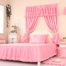 curtains for girls bedroom luxury curtains for living room pink lace cortinas tulle sheer