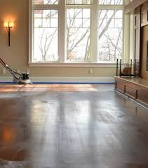the pro s teach their technique for buffing hardwood floors