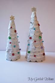 Easy Beaded Christmas Ornaments - christmas in july with tis the season my girlish whims