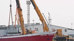 151 tons heavy lift crane liebherr ltm 1500 8 1 abb transformer