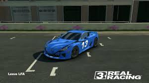 lexus lfa racing lexus lfa racing 3