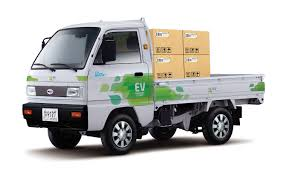 electric pickup truck first electric pick up truck to run in jeju be korea savvy