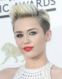 whats the name of the haircut miley cyrus usto have miley cyrus hairstyle 2014 cool and stylish short haircut for