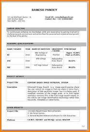 Sample Resume For C Net Developer by Sample Resume For Freshers Bpo Fresher U0027s Cv Sample Bpo Resume