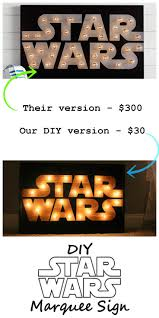 best 25 star wars bedroom ideas on pinterest star wars room diy star wars marquee sign tutorial