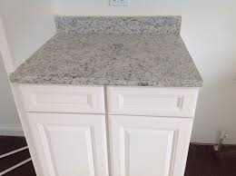 White On White Kitchen Ideas by Dallas White Granite And White Cabinets This Is What Is Going
