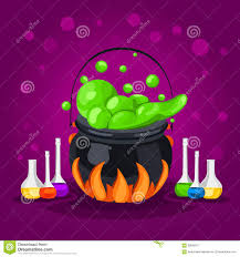 free halloween clipart witch cauldron sweet halloween happy halloween poster postcard for halloween