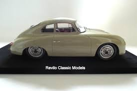 porsche old models porsche 356 coupe 1 8 scale revilo classic models revilo classic