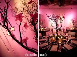 Tree Branch Centerpiece by Manzanita Tree Branches Wedding Centerpieces Gorgeous Manzanita