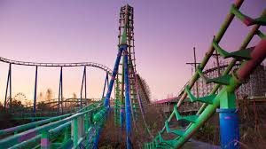 Abandoned 6 Flags Eerie Images Of America U0027s Abandoned Amusement Parks Will Haunt You