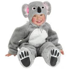 Infant Toddler Halloween Costumes Koala Bear Infant Toddler Halloween Costume Walmart