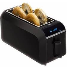 Toaster Poacher T Fal Tl6802 Review Best 4 Slice Toaster With Bagel Function