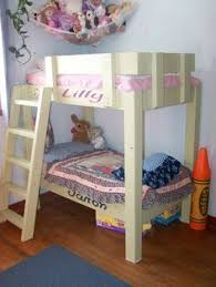 John Deere Tractor Bunk Bed Toddler Bunk Beds Do It Yourself Home Projects From Ana White