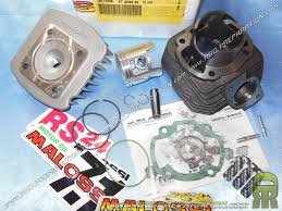 Kit 70cc ø47mm Malossi Cast Iron 50cc Scooter Honda Bali Sh Sfx