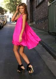 hot pink dress 23 hot pink dress for this season styleoholic