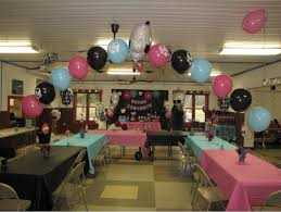 high party ideas home confetti high birthday party