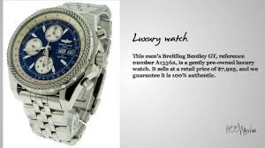 bentley breitling price breitling bentley gt a1336212 stainless steel automatic day date